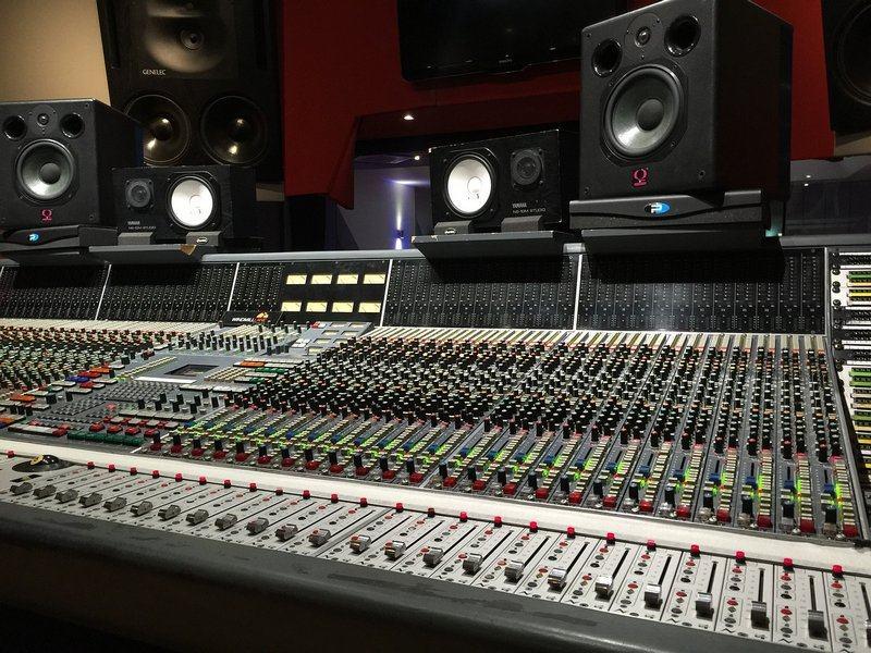 Konsola miksująca dźwięk