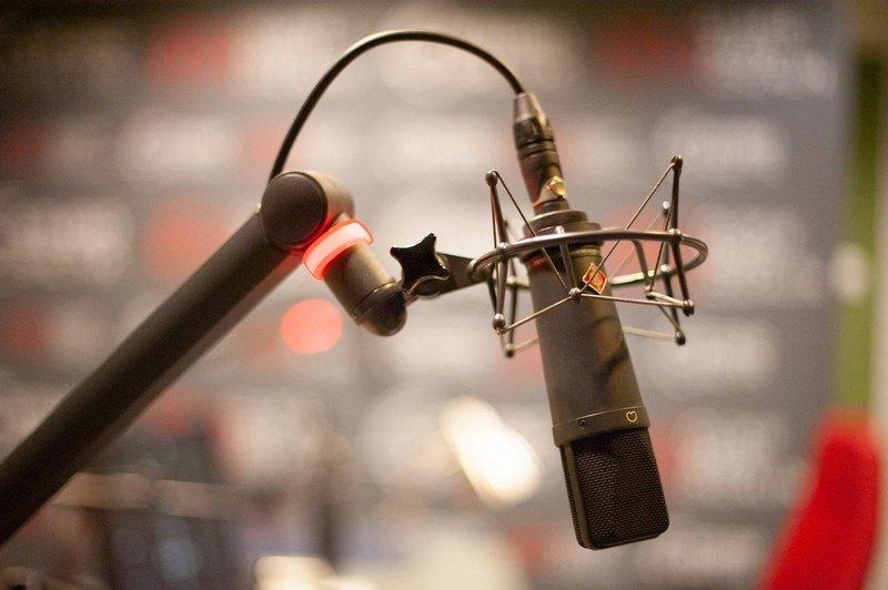 Konsola do miksowania dźwięku